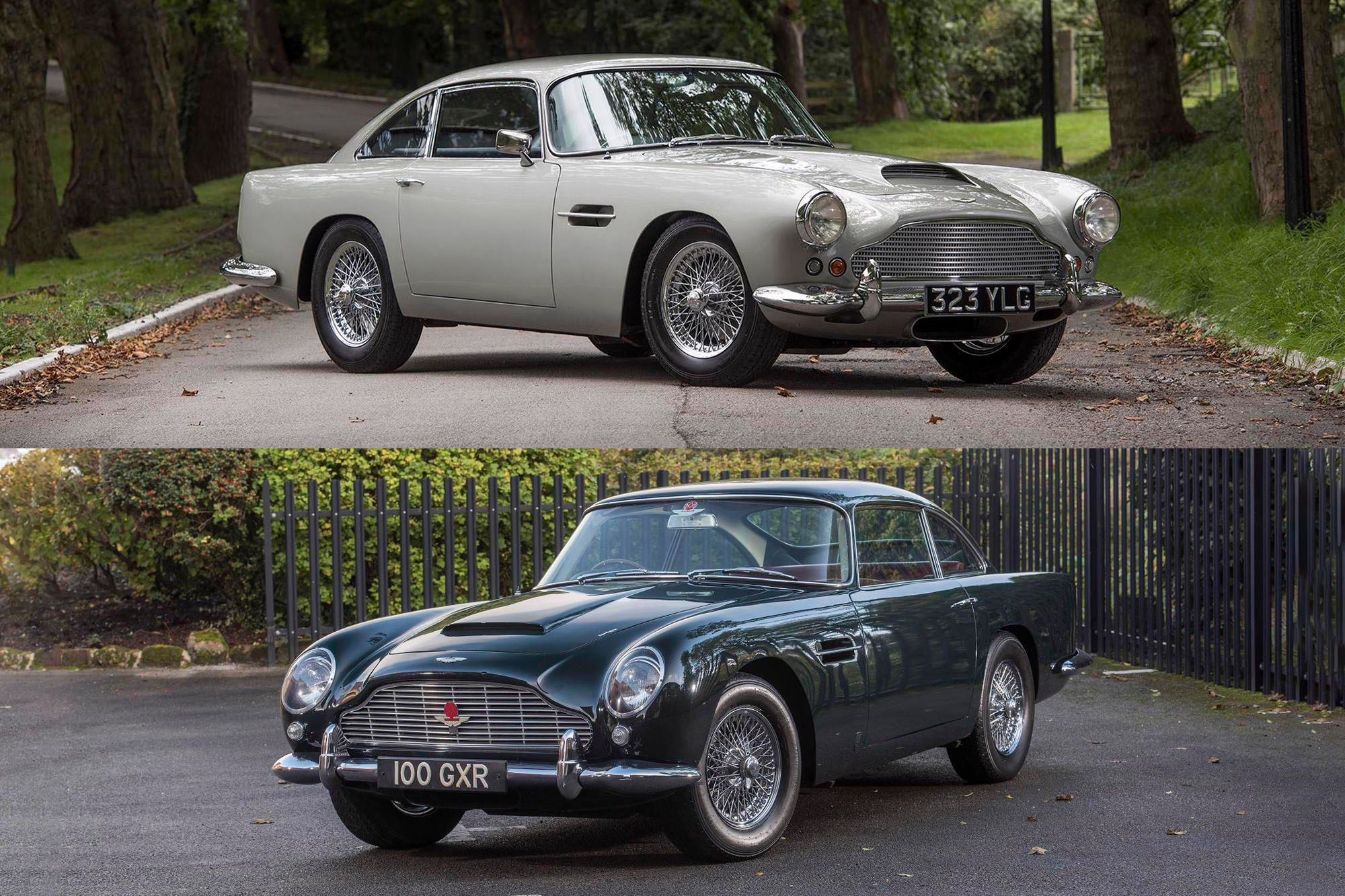 Classic Aston Martin Sales Adrian Johnson