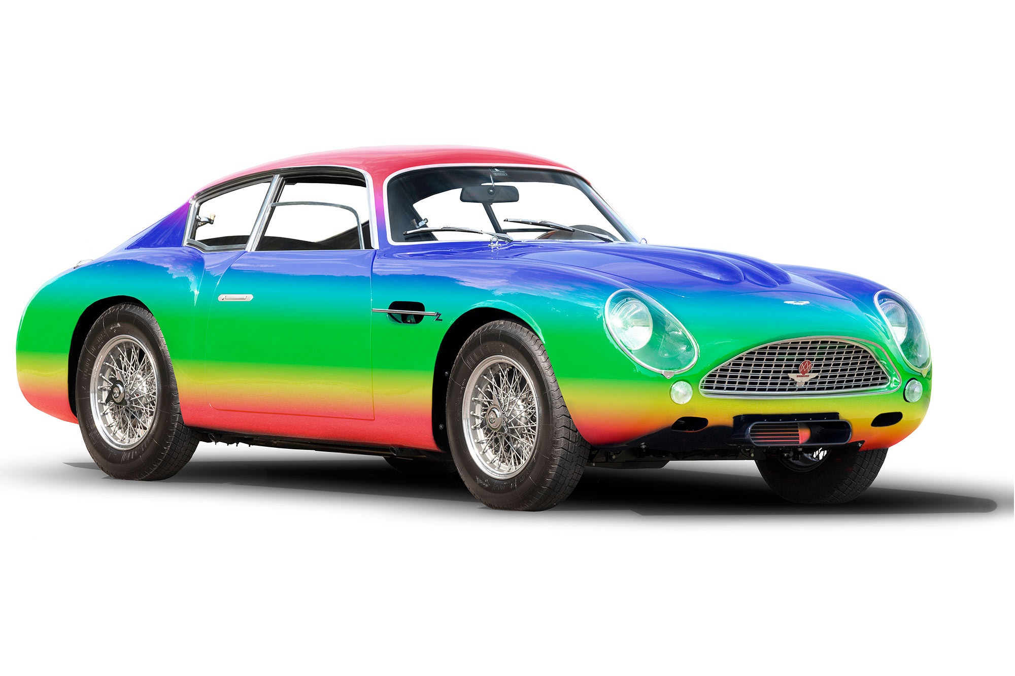 Aston Martin Db4 Gt Zagato Recreation For Sale Adrian Johnson